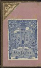Click here to enlarge the image Ex libris